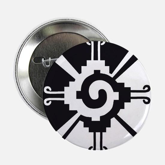 "Mayan Unity Symbol 2.25"" Button"