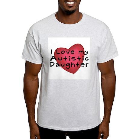 I Love...Daughter Light T-Shirt