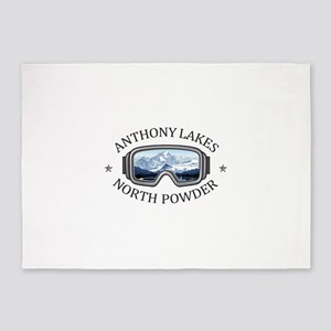Anthony Lakes - North Powder - Or 5'x7'Area Rug