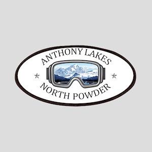 Anthony Lakes - North Powder - Oregon Patch