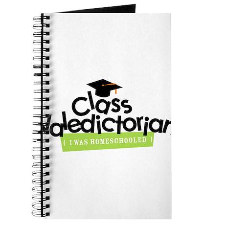 Class Valedictorian - I Was H Journal