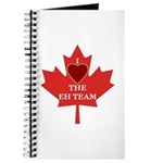 We Love Canada Journal
