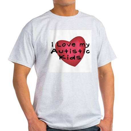 I Love...Kids Light T-Shirt