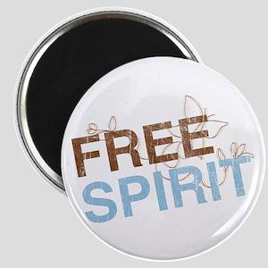 Free Spirit Magnet
