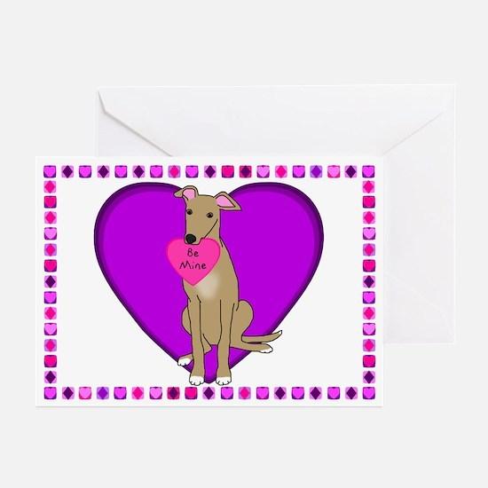 Greyhound Valentines (Pk of 10)