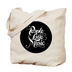 People Love Music Bag