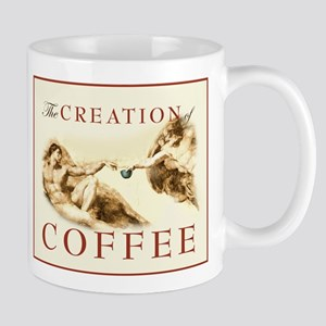 The Creation of Coffee Mug