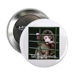 """Lab Testing Hurts 2.25"""" Button (10 pack)"""