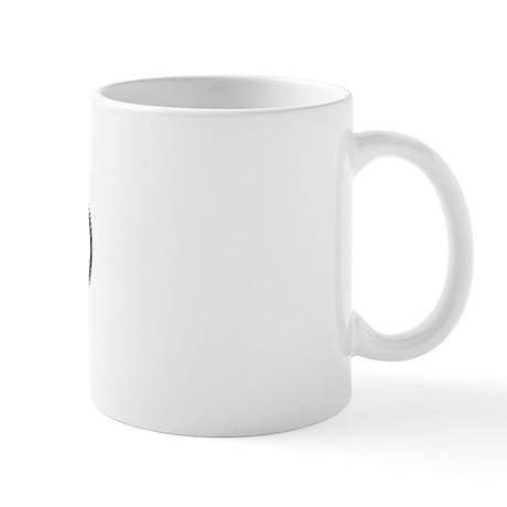 DC Euro Oval Mug