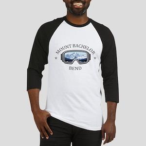 Mount Bachelor - Bend - Oregon Baseball Jersey