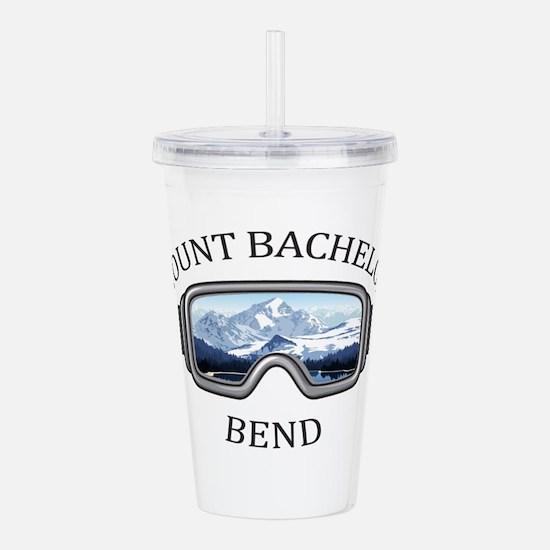 Mount Bachelor - Ben Acrylic Double-wall Tumbler