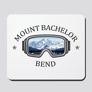 Mount Bachelor - Bend - Oregon Mousepad