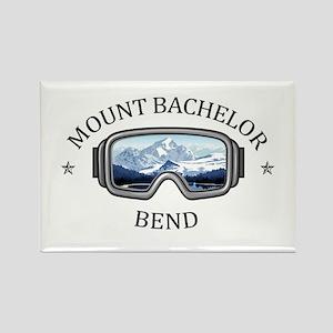Mount Bachelor - Bend - Oregon Magnets