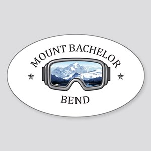 Mount Bachelor - Bend - Oregon Sticker