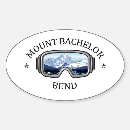 Mount Bachelor - Bend - Oregon Decal
