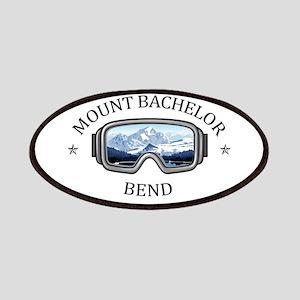 Mount Bachelor - Bend - Oregon Patch