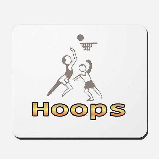 Hoops Mousepad