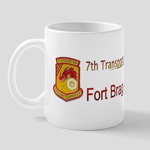 7th Transportation Bn Mug