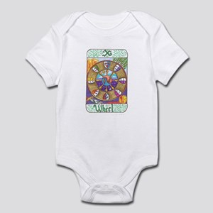 wheel of fortune Body Suit