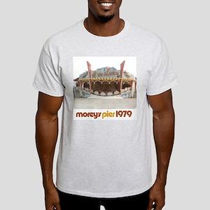 Morey's Pier - Himalaya Light T-Shirt
