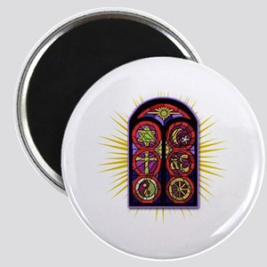 LOST Stained Glass Magnet