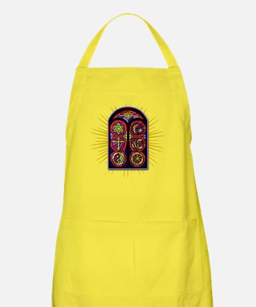 LOST Stained Glass Apron