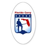 Florida Carry Logo Sticker