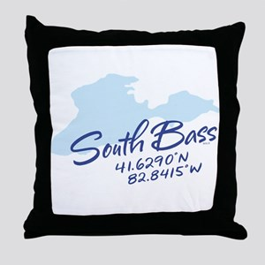 Put-in-Bay Throw Pillow