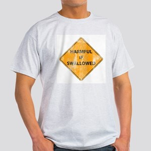 Harmful Ash Grey T-Shirt