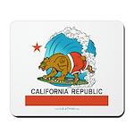 California Republic Mousepad