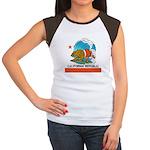 California Republic Women's Cap Sleeve T-Shirt