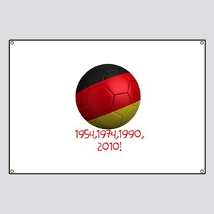 Germany Wins! Banner