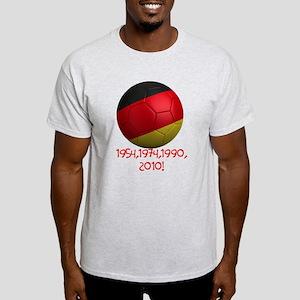 Germany Wins! Light T-Shirt