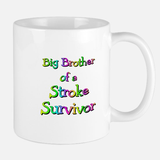 Big Brother to a Stroke Survi Mug
