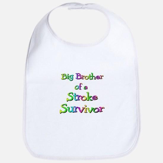 Big Brother to a Stroke Survi Bib