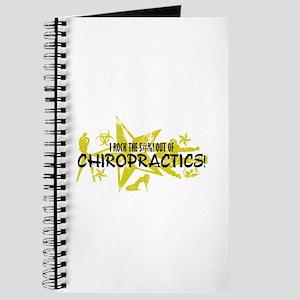 I ROCK THE S#%! - CHIROPRACTICS Journal