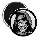 Grmdrpr Headshot Magnet Magnets