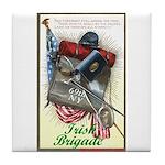 Irish Brigade - Tile Coaster