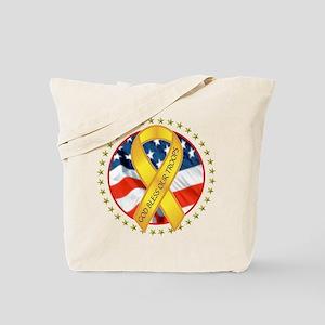 GOD BLESS Tote Bag