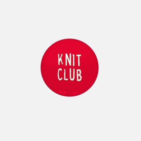 Cool Knits Mini Button