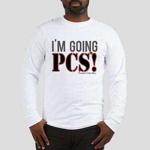 Going PCS! Long Sleeve T-Shirt