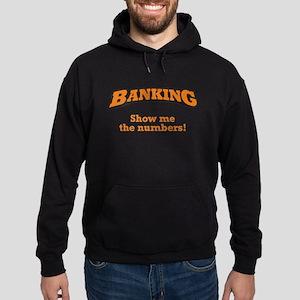 Banking / Numbers Hoodie (dark)