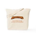 Auditing-Numbers Tote Bag