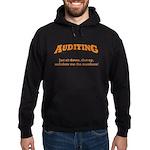 Auditing-Numbers Hoodie (dark)