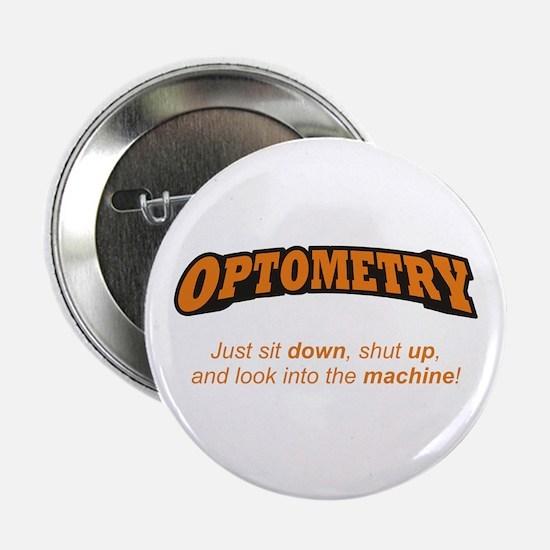 "Optometry / Machine 2.25"" Button"