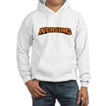 Nursing (Orange) Hooded Sweatshirt