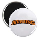 Nursing (Orange) Magnet