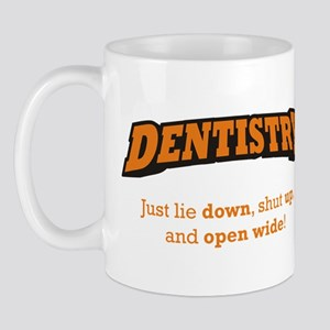 Dentistry/Wide Mug