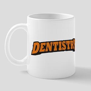 Dentistry (Orange) Mug