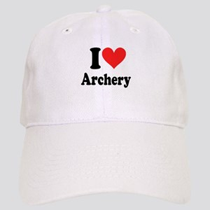 I Heart Archery: Cap